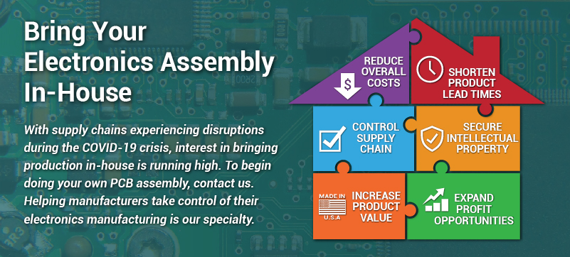 Bring Your PCB Assembly In-House